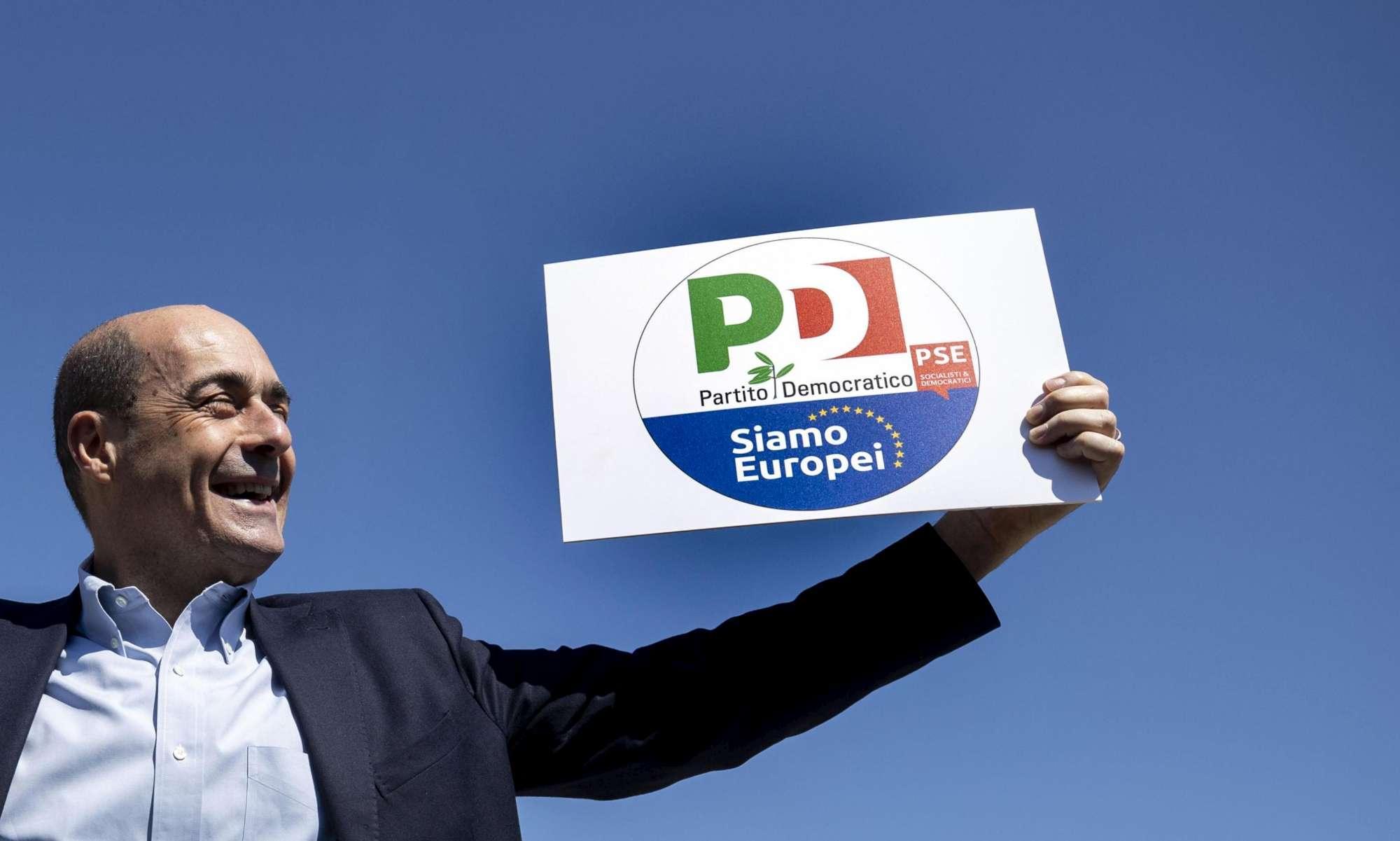 La nuova linea politica del PD targato Zingaretti