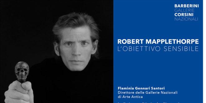 Robert Mapplethorpe – L'obbiettivo sensibile