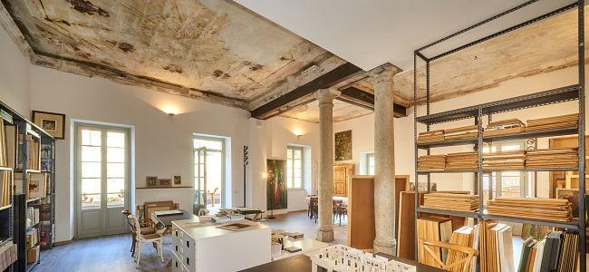 ArchiViVitali, nuova sede per l'archivio di Giancarlo Vitali