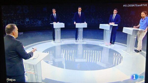 dibattiti tv elezioni spagna