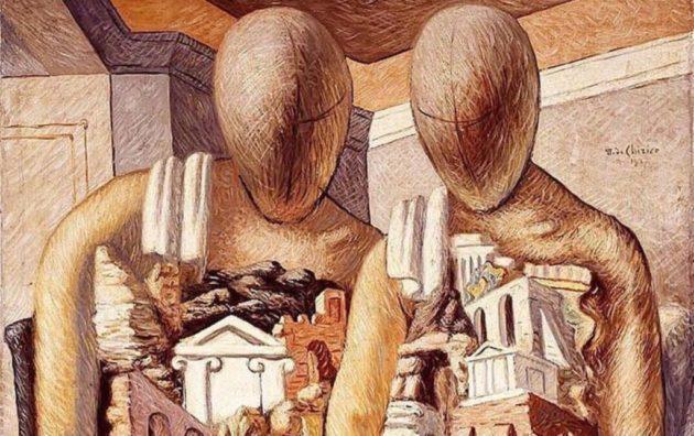 Giorgio De Chirico e la metafisica dominante
