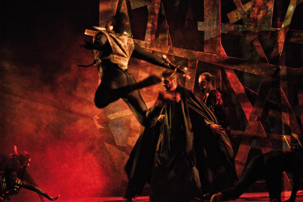 La Divina Commedia Opera Musical, il poema dantesco al Brancaccio Di Roma