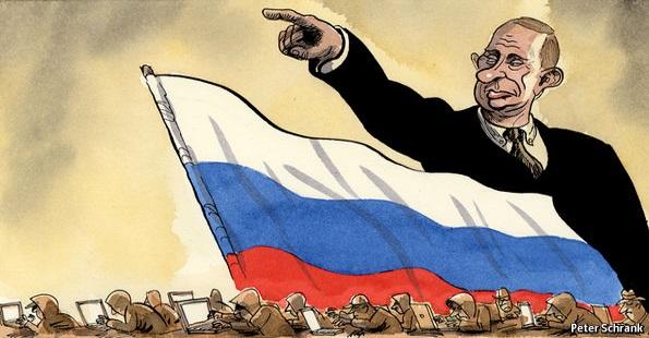 La Russia spende miliardi per creare le fake news occidentali