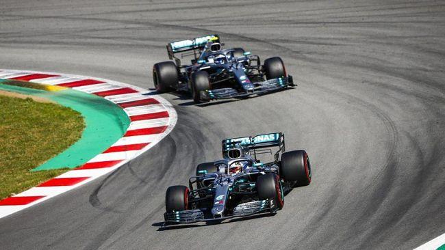 Gp Spagna: Hamilton beffa Bottas, terzo Verstappen