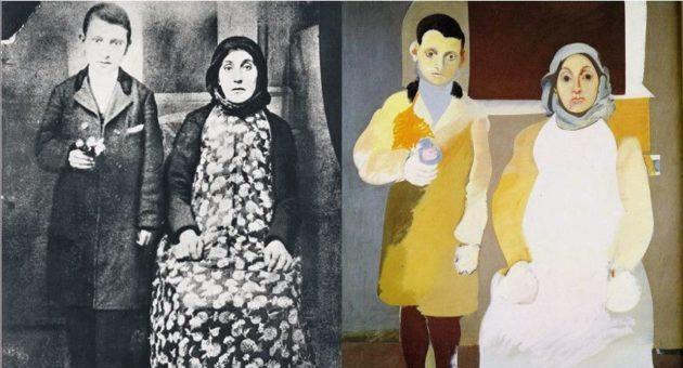 Per la prima volta in Italia una retrospettiva di Arshile Gorky percorre tutta la carriera dell'artista armeno naturalizzato statunitense