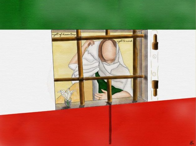 In programma a Trento, attori e convenuti per dar voce a Nasrin Sotoudeh