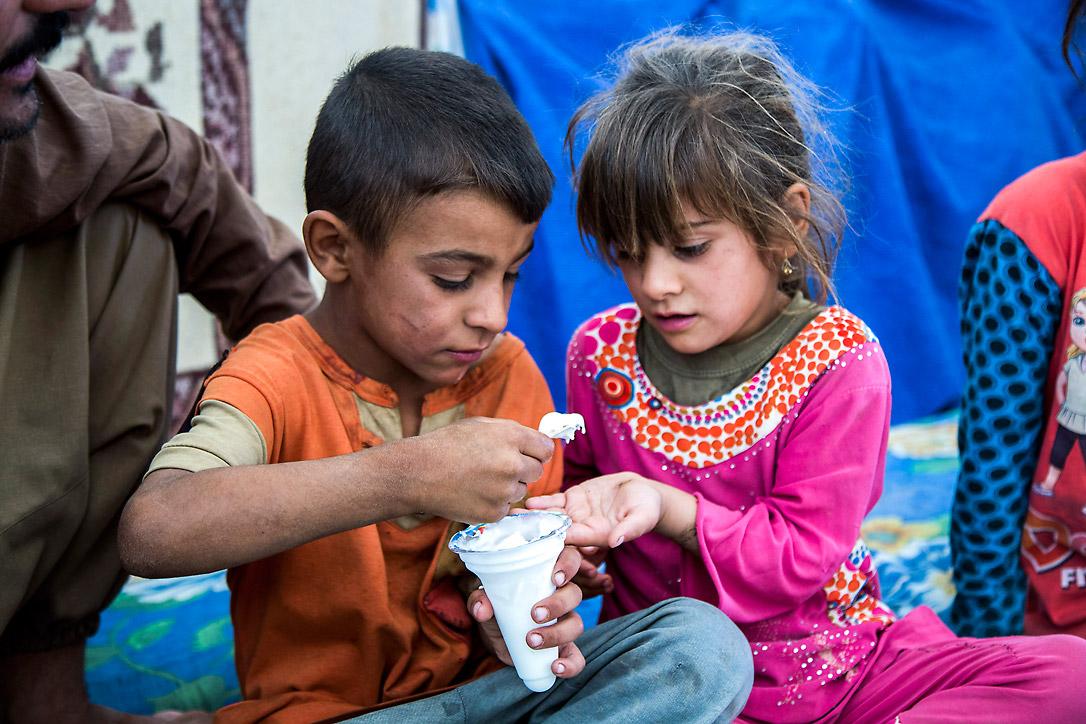 Iraq: un anno dopo la disfatta dell'ISIS c'è da fronteggiare l'emergenza dei bambini per strada