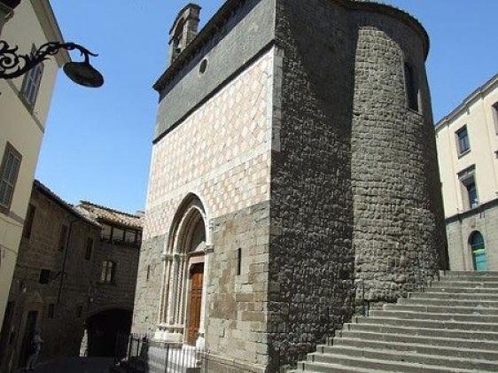 Santa Maria della Salute, una piccola perla nascosta a Viterbo