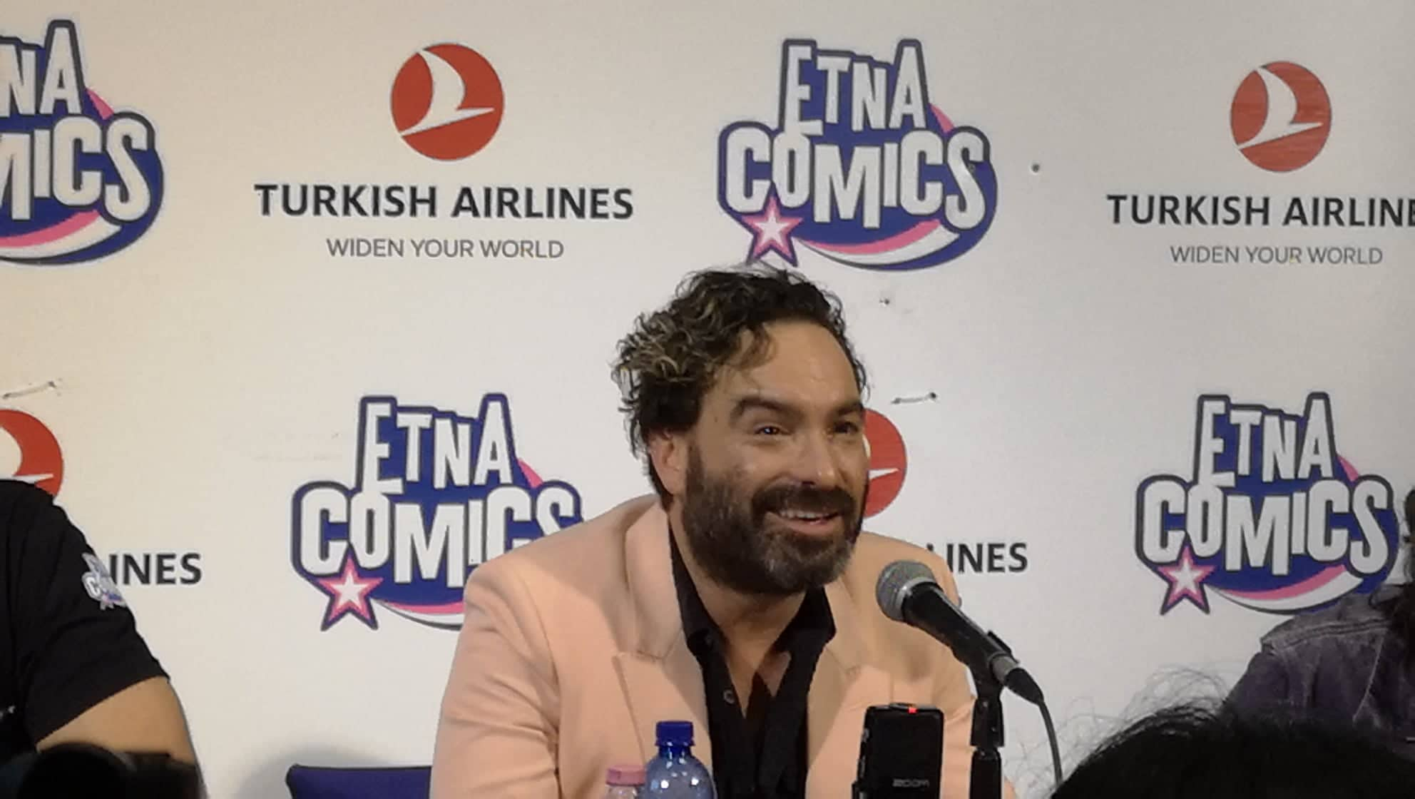 Intervista a Johnny Galecki, Leonard Hofstadter di The Big Bang Theory