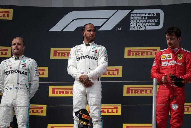 GP di Francia: Hamilton come un martello, seguono Bottas e Leclerc