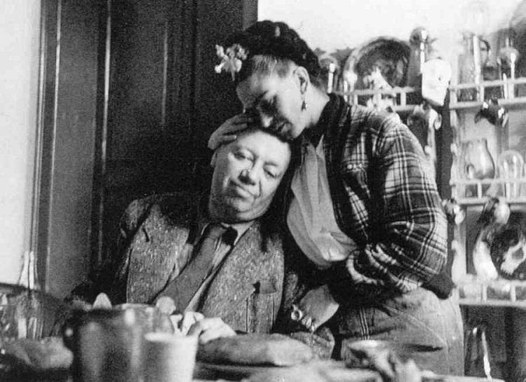 Le storie d'amore che hanno cambiato il mondo: Frida Kahlo e Diego Rivera