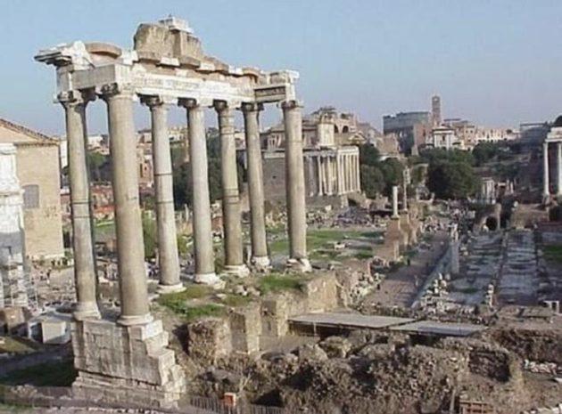 Un grande parco archeologico nel cuore di Roma