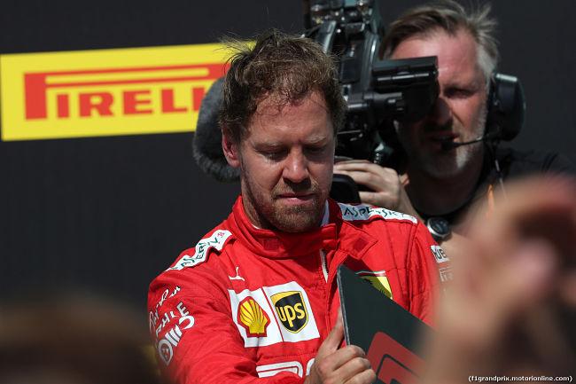 Gp del Canada: quando la Formula 1 tradisce se stessa, Vettel vince ma la vittoria gli viene annullata