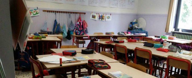 Ai governi italiani (tutti) non piace investire nella scuola pubblica