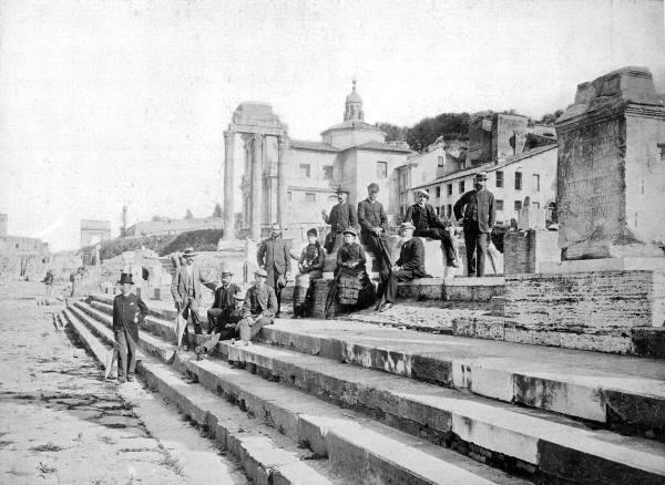 archeologi foro romano