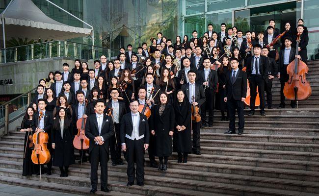 Orchestra Sinfonica Di Ningbo: la Cina è più vicina