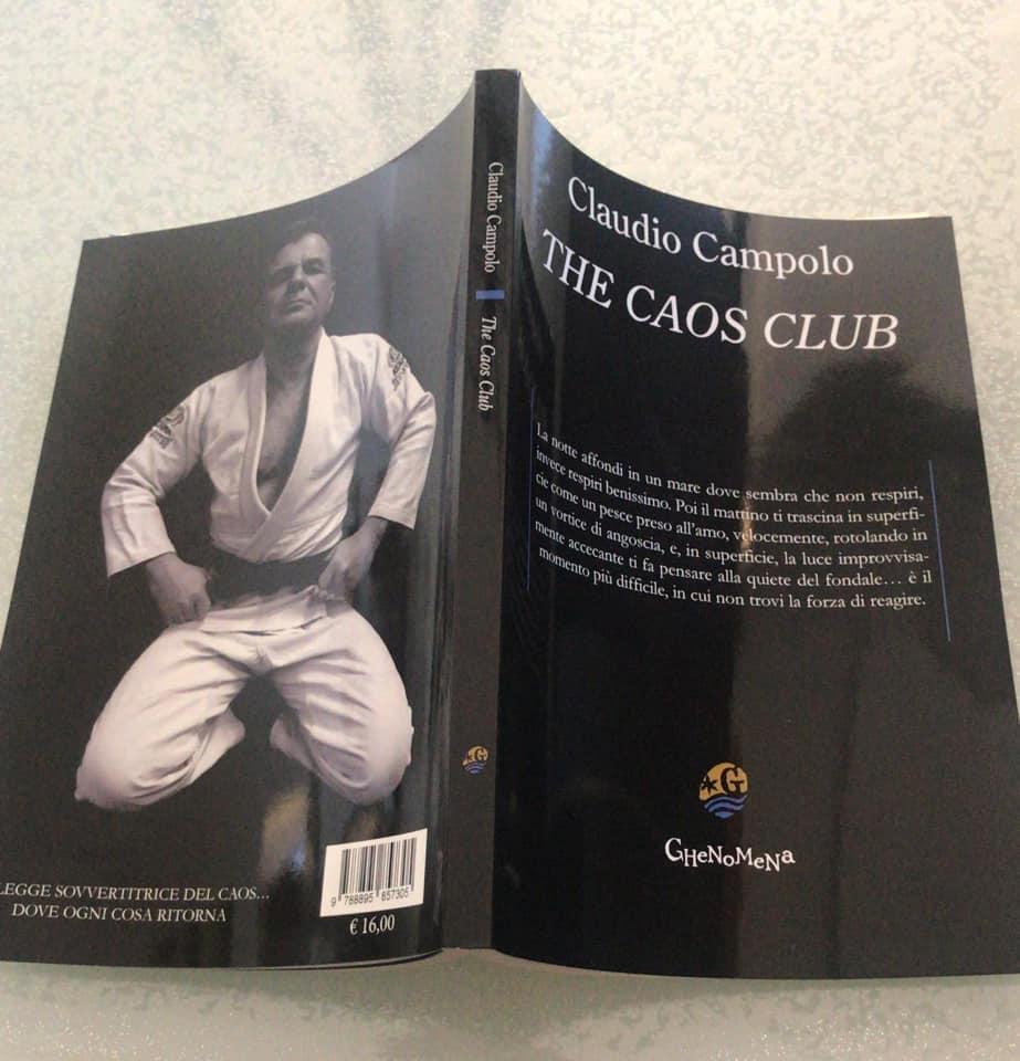 """Claudio Campolo ci porta nel suo """"Caos Club"""""""