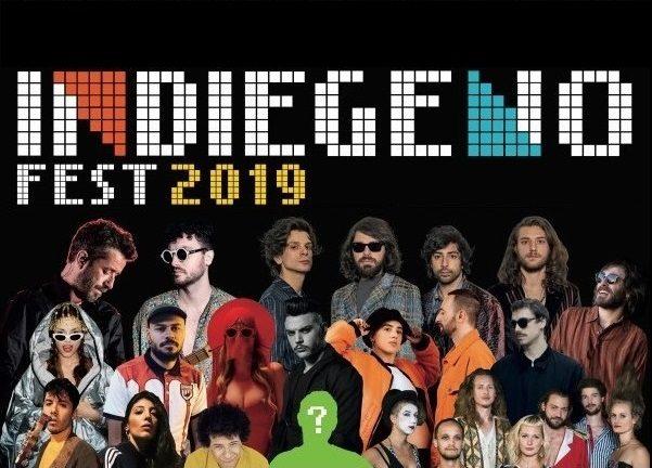Indiegeno Fest 2019, la Line Up tra Daniele Silvestri, Carl Brave e Franco126