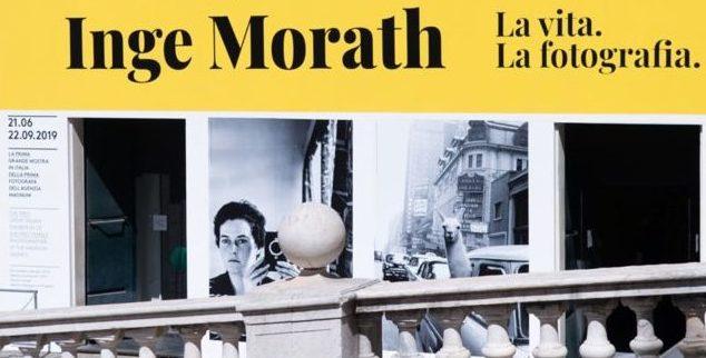 Inge Morath è ora anche Genova a Palazzo Ducale
