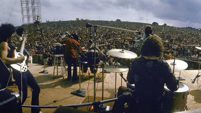 WOODSTOCK: 50 anni fa il concerto