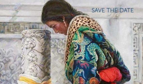 Splendore e purezza. Il Tibet nell'arte di Han Yuchen