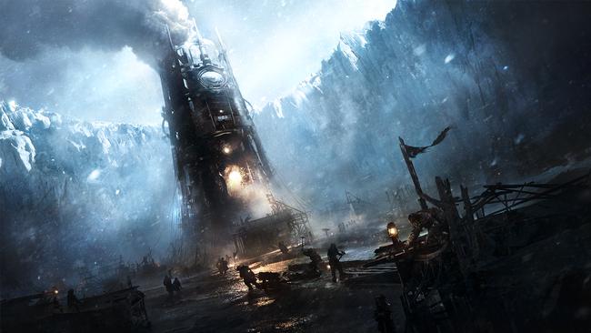 Frostpunk, il costo della sopravvivenza