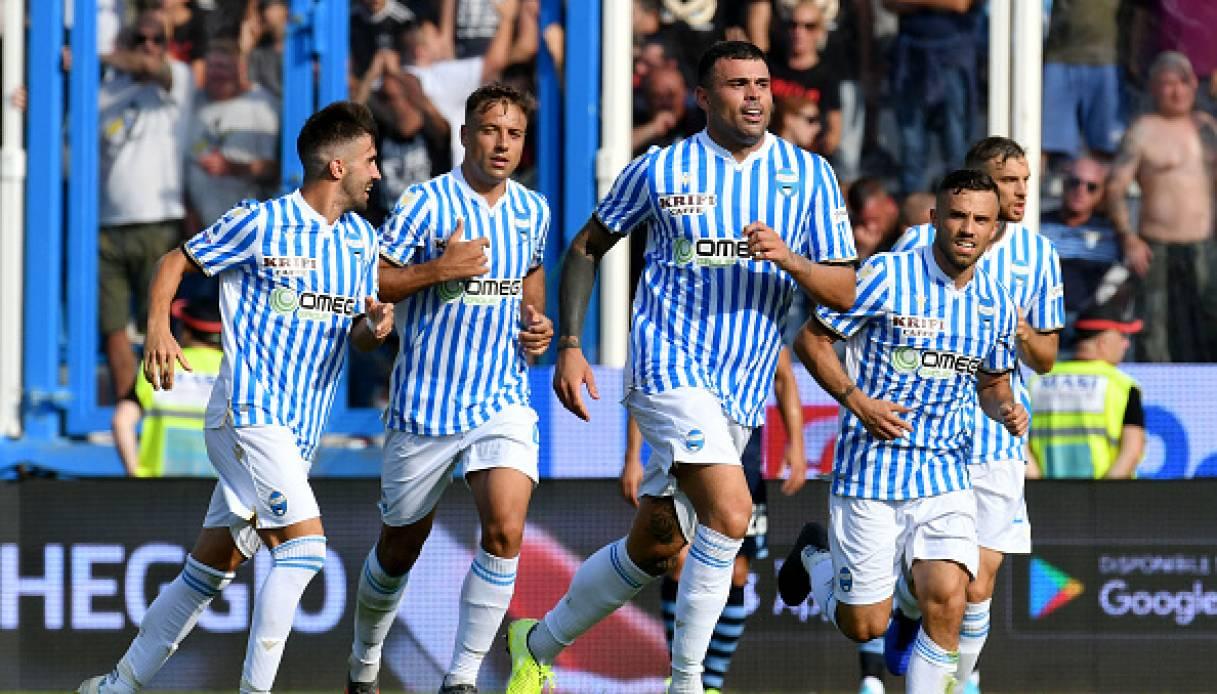 La solita Lazio nella solita, maledetta Ferrara: 2-1 Spal in rimonta