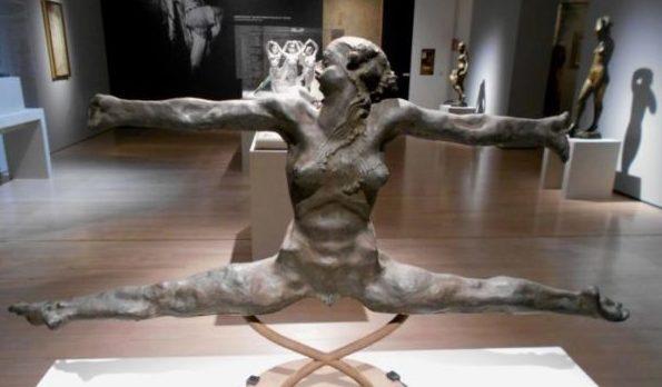 La danza rivoluzionaria di Isadora Duncan in mostra al MART di Rovereto