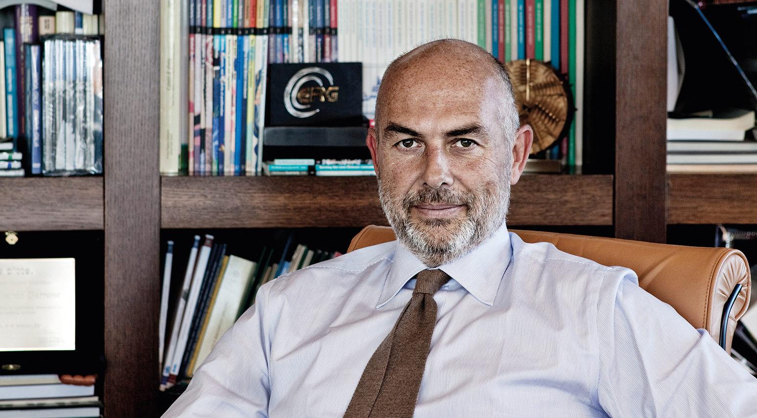 """Edoardo Garrone: """"Il rispetto e l'onestà sono alla base della mia azienda"""""""