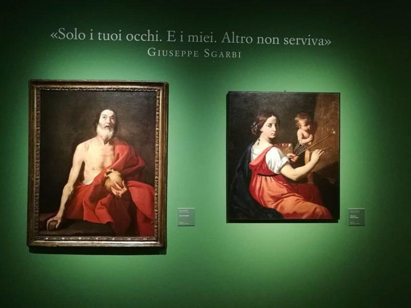 Ultimi giorni per ammirare la collezione di Vittorio Sgarbi al Castello di Caldes