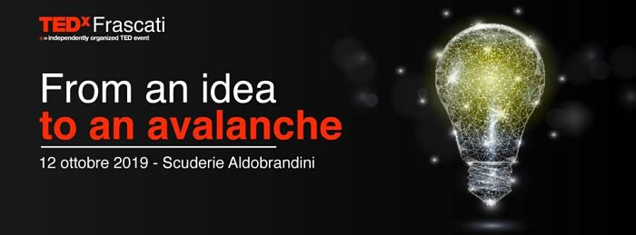 TEDx Frascati 2019: il racconto di speakers e speech