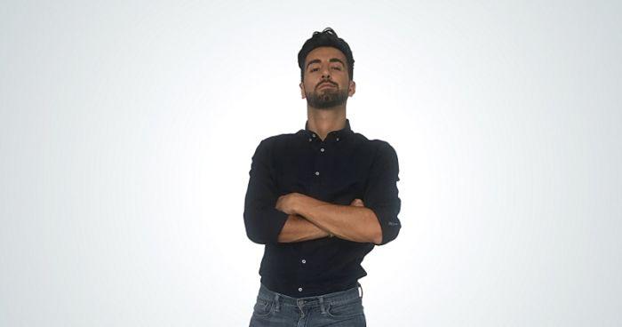 Riccardo Pirrone al TEDx 2019 di Frascati: la consapevolezza è l'origine delle cose sensazionali