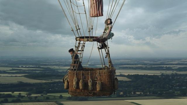 THE AERONAUTS | Il film ad alta quota con Eddie Redmayne
