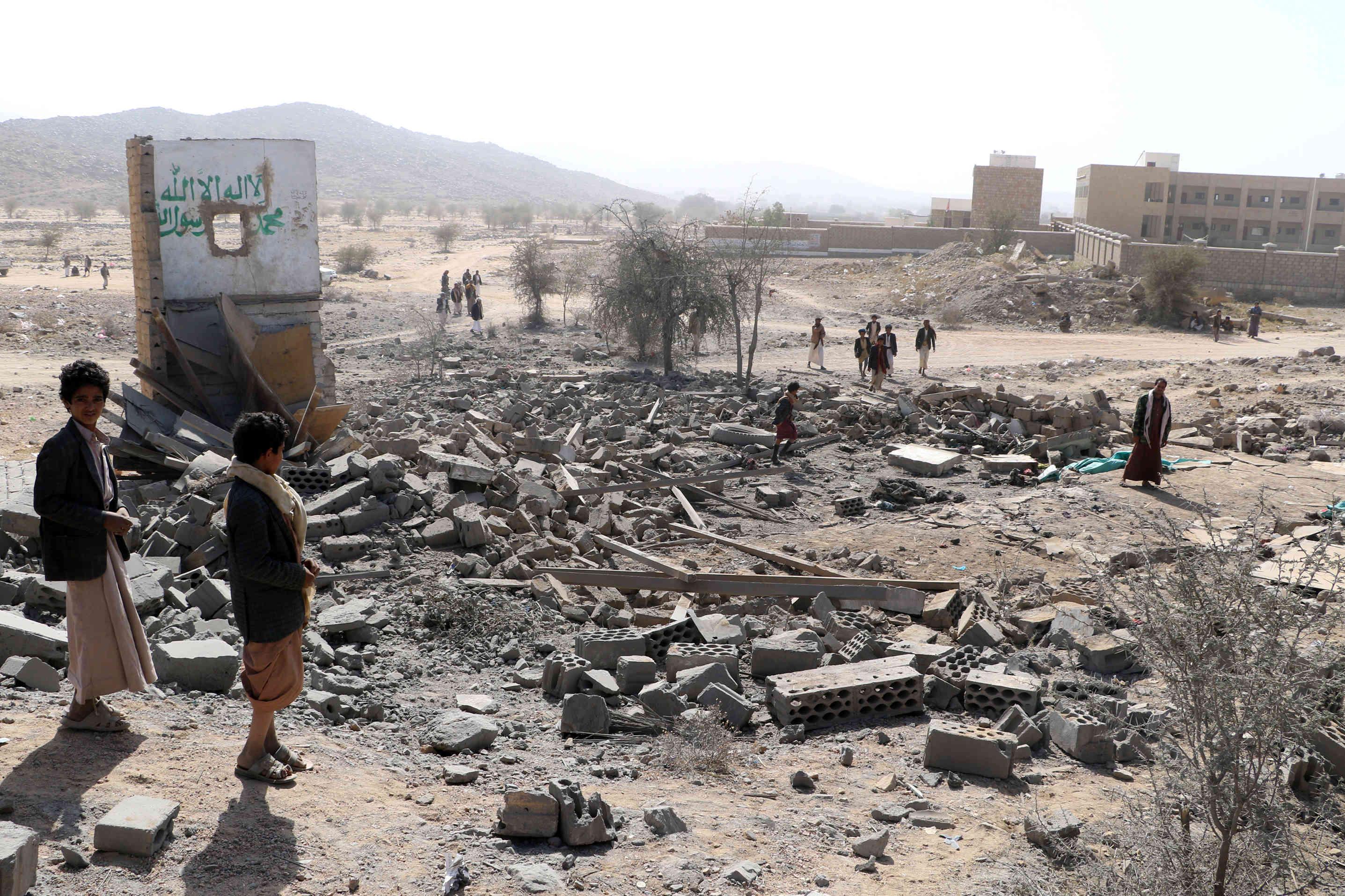 La guerra nello Yemen va avanti mentre l'occidente, incoerente, ci guadagna milioni di euro