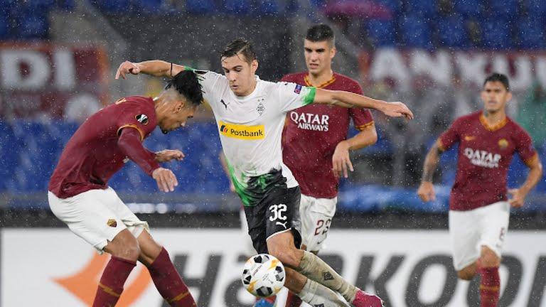 Roma bagnata, Roma (s)fortunata: col Borussia è 1-1 nel finale