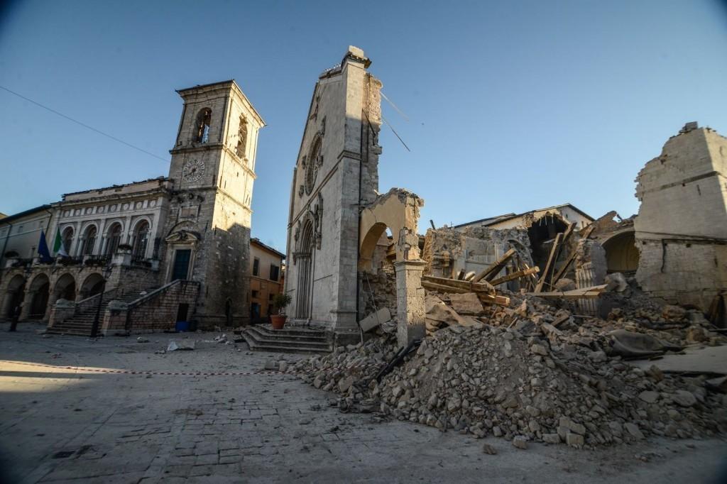 Il terremoto in Umbria ai tempi delle elezioni