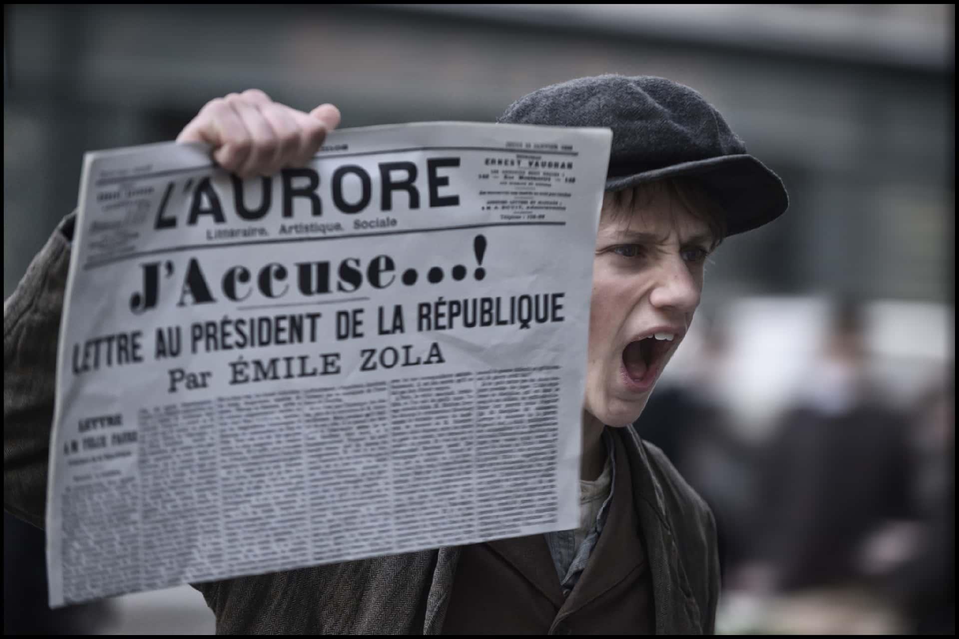 L'UFFICIALE E LA SPIA | La recensione del film di Roman Polanski