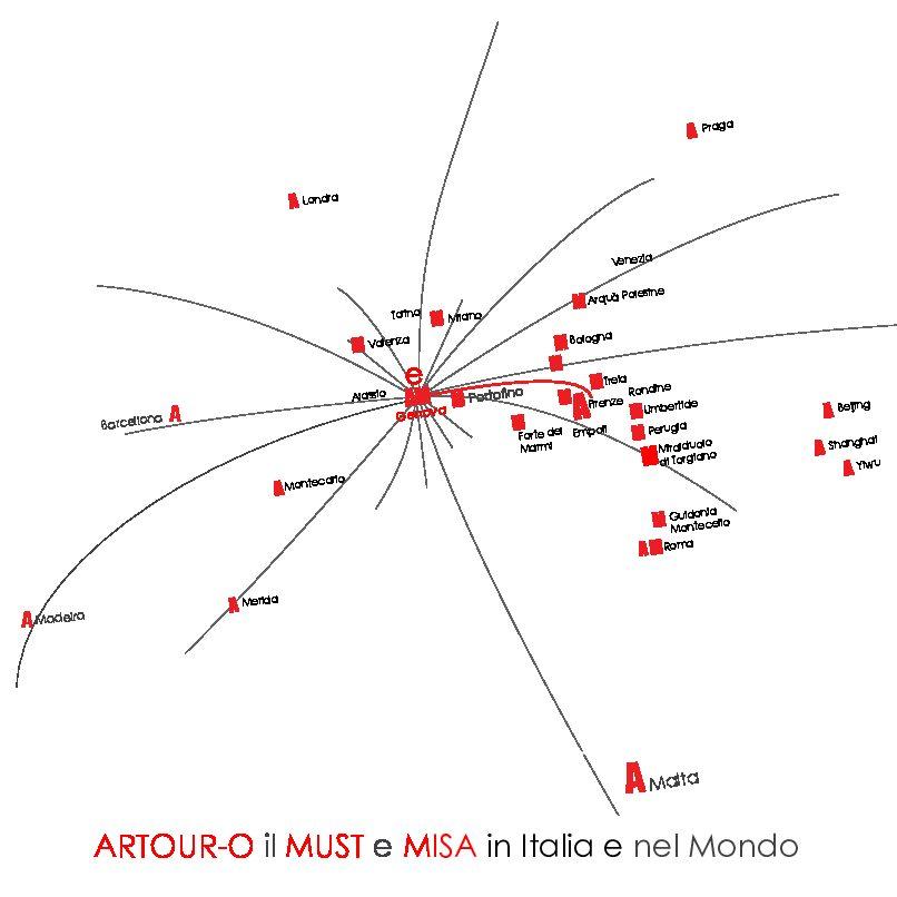 Arte come sistema di vita e di comunicazione: a Malta la 30° edizione di ARTOUR-O il MUST