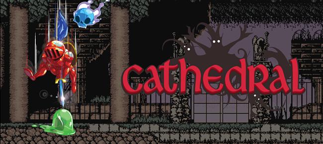 Cathedral – Uno strepitoso ritorno degli 8 bit