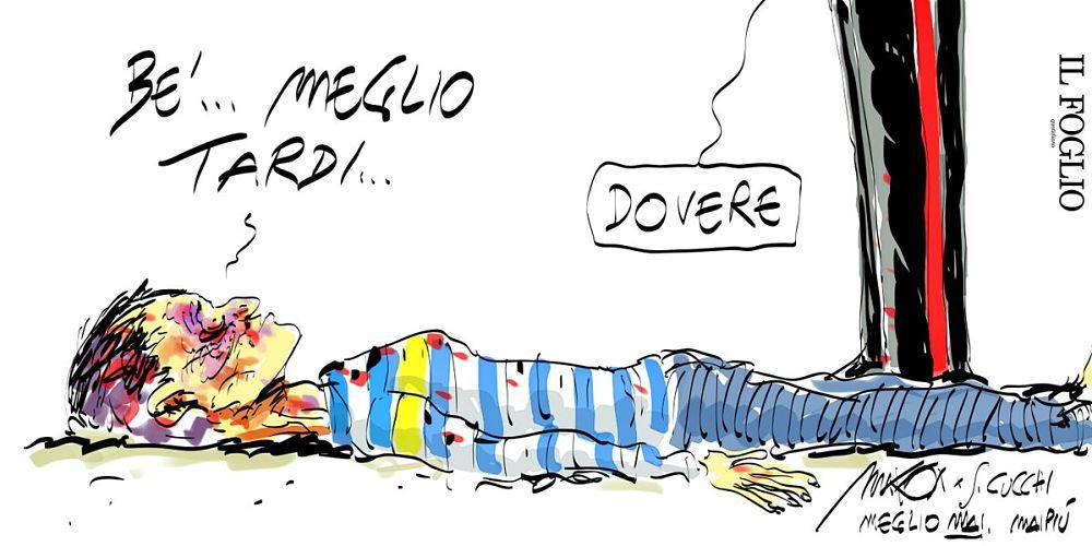 Stefano Cucchi: la verità «non era finita lì»
