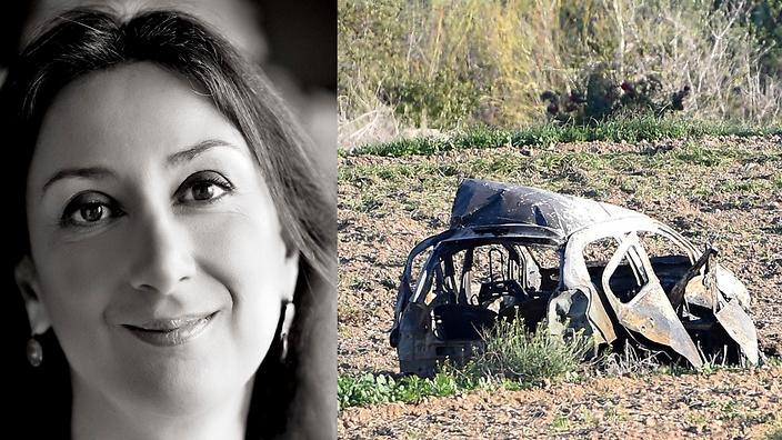 MALTA: L'INCHIESTA SU DAPHNE CARUANA FA TREMARE IL GOVERNO