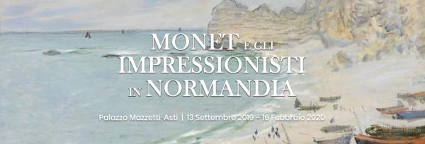 Monet e gli impressionisti in Normandia: capolavori dalla collezione Peindre En Normandie