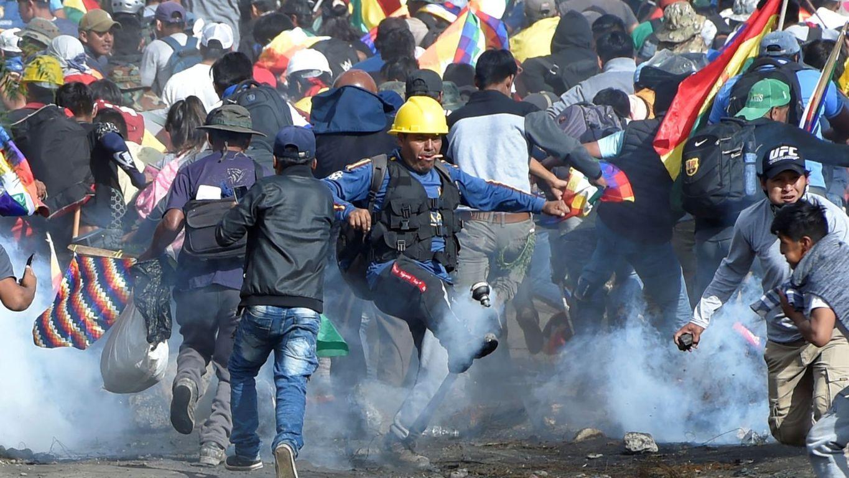 Cosa sta succedendo in Bolivia