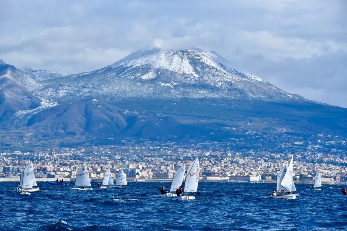 """Torna nel golfo di  Napoli la Regata velica internazionale """" Marcello Campobasso"""""""