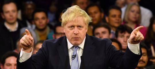 Elezioni Uk: stravince Boris Johnson con il 43%