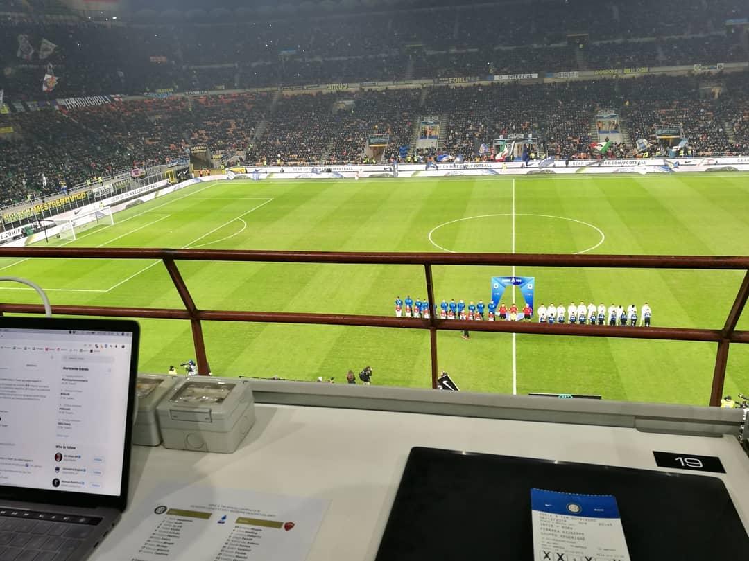 Inter e Roma si annullano, 0-0 a San Siro