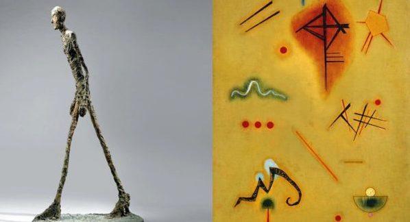 Verona celebra Giacometti con una mostra alla Gran Guardia