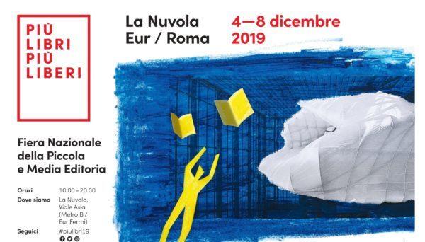Più Libri Più Liberi, torna a Roma la fiera della piccola e media editoria