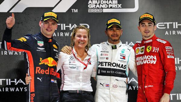 GP Abu Dhabi 2019