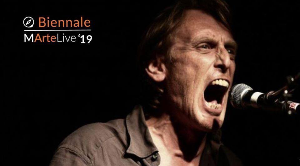 Giorgio Canali al MArte Live e quell'insana voglia di (post)rock